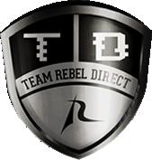 Team Rebel Sports Direct Logo